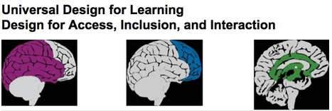 Curriculum Design for Inclusive Arts Teaching and Learning (Part 2): Universal Design for Learning | OER Commons | Innovations in e-Learning | Scoop.it