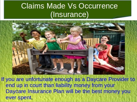 Claims Made vs Occurrence (Insurance) | Insurance Company | Scoop.it