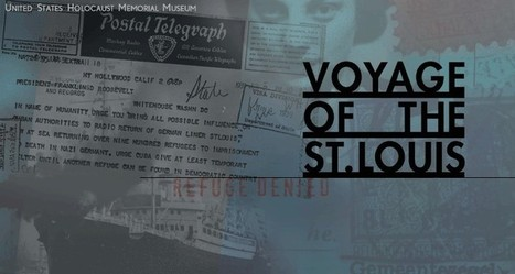 The Voyage of the St. Louis | Expositions virtuelles | Scoop.it