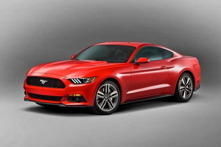 Ford Mustang EcoBoost with powerful V8 engines | Best Car In The World | Scoop.it