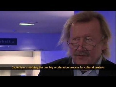 Peter Sloterdijk on the Acceleration of the Pace of Social Change | Social Change | Scoop.it