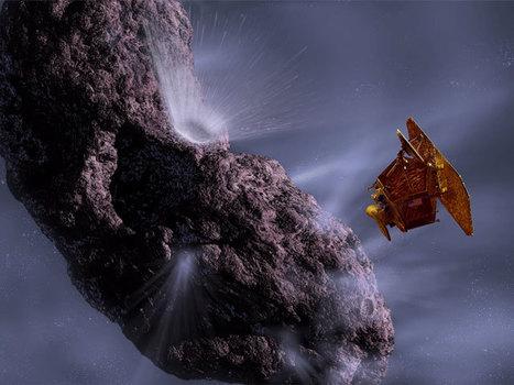 Comment capturer un astéroïde de 25 000 milliards de dollars   Space matters   Scoop.it