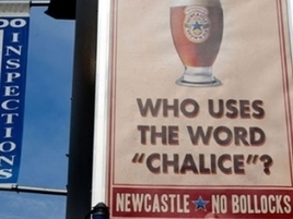 Newcastle Mocks Stella Artois and Its Chalice in New Campaign | Economics in the News | Scoop.it
