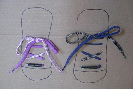 8 astuces pour apprendre à son enfant à mettre ses chaussures tout seul   Idées de DIY   Scoop.it