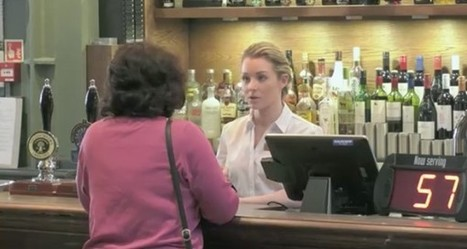 Watch how London pub customers are pranked by bank  | A Fresh Look at the Latest UK Marketing News | Scoop.it