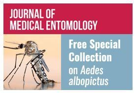 Journal of Medical Entomology : Une série d'articles en libre accès sur le moustique-tigre | Insect Archive | Scoop.it