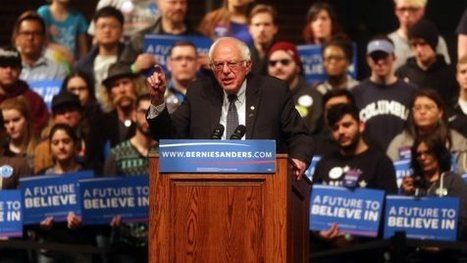 """Sanders porta il suo sogno in Vaticano: """"Con il Papa per cambiare il mondo""""   di tutto, di più...   Scoop.it"""