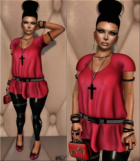★ Nici's Fashion Style ★: ƒєєℓιηg gσσ∂   Nici's Fashion Style   Scoop.it