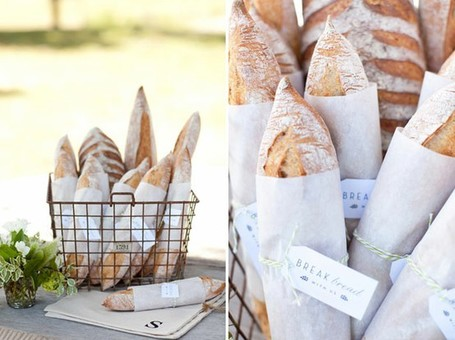 Break Bread Favors | Inspired Entertaining | Scoop.it