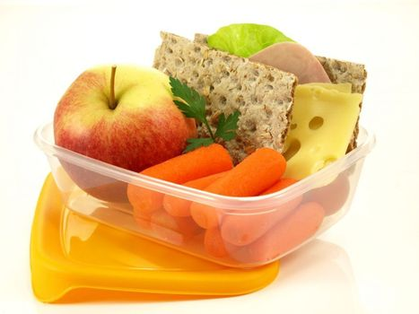 Top 5 Tips to Make Your Kids Lunch Box Teeth Friendly   Dental Care   Scoop.it