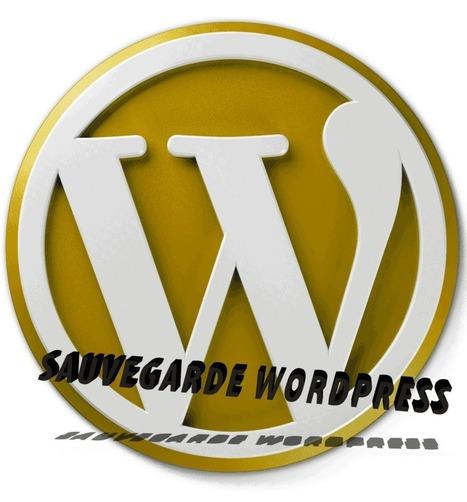 Sauvegarde WordPress automatique avec un plugin - Manipovore | Freewares | Scoop.it