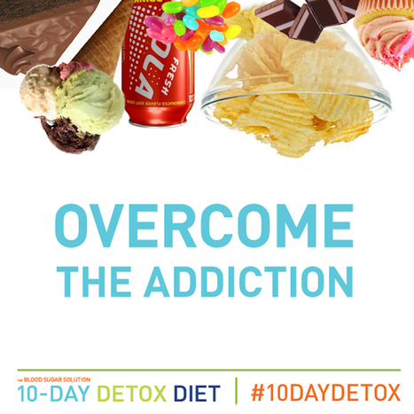 10 Ways to Detox From Sugar In 10 Days | Maria Shriver | Addiction Recovery | Scoop.it
