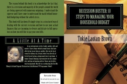 German-Born Nigerian Writes Recession-busting Book For Diaspora Households | AfroCosmopolitan | More News! | Scoop.it