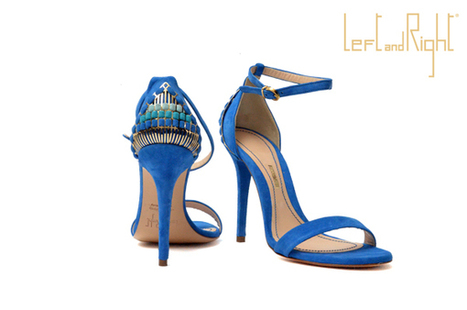 LEFT AND RIGHT SHOES S/S 2013 | CHICS & FASHION | Scoop.it