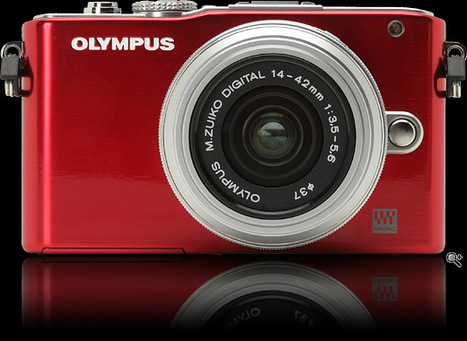 Olympus PEN Lite Preview | Photography Gear News | Scoop.it