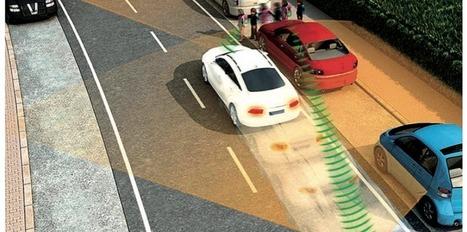 La voiture qui détecte les piétons cachés   Systemes embarqués & Innovation   Scoop.it