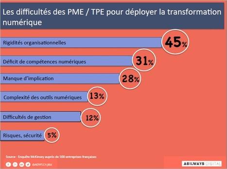 Pourquoi la transformation digitale fait-elle peur aux petites entreprises ?   ABILWAYS DIGITAL   Management et organisation   Scoop.it