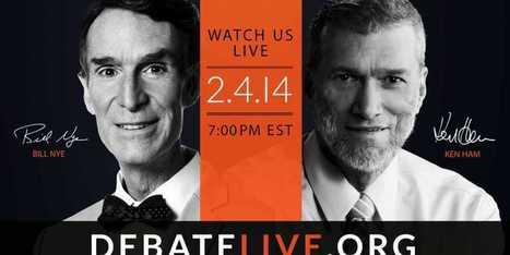 Why Bill Nye Debated Creationist Ken Ham | Teacher Tools and Tips | Scoop.it