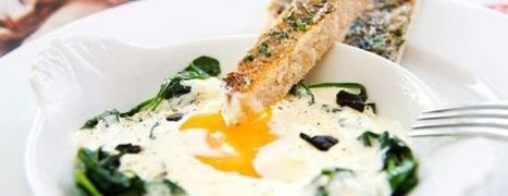 Oeufs en Cocotte with Black Garlic and Buttered Soldiers - Black Garlic UK | Black Garlic UK | Scoop.it