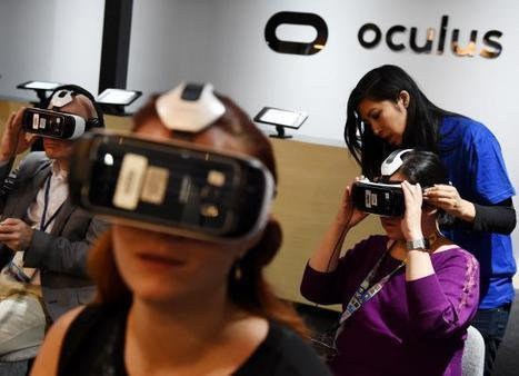 Everything to Know About Virtual Reality | 3D Virtual-Real Worlds: Ed Tech | Scoop.it