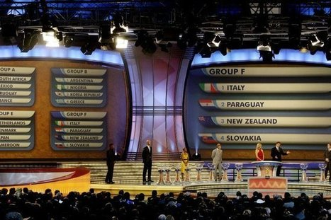 Simulateur tirage au sort Coupe du Monde 2014 | Michel NAHON | Scoop.it
