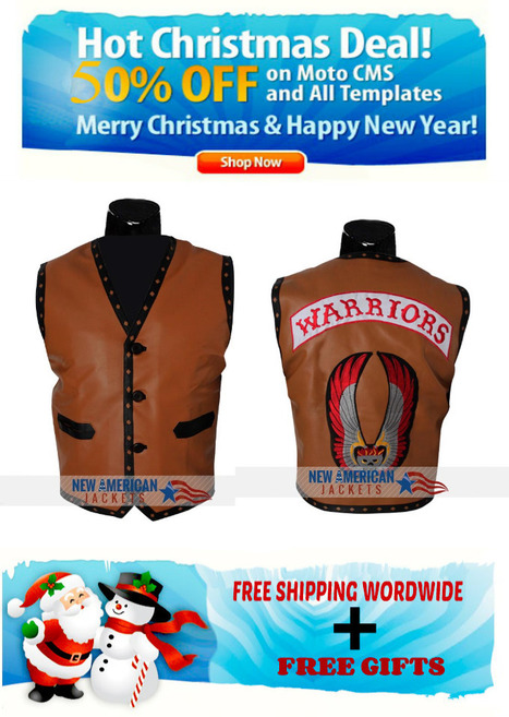 The Warriors Movie Michael Beck Vest | New american jackets online Store | Scoop.it