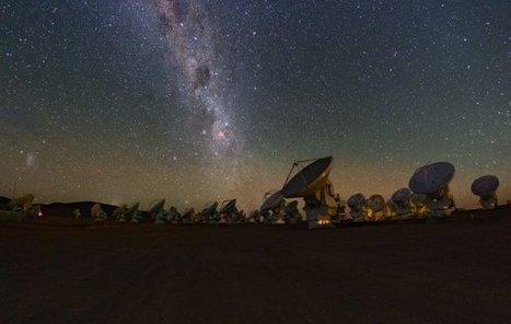 Distant Stellar Nurseries: This Time, in High Definition | Space In Cyberspace | Scoop.it
