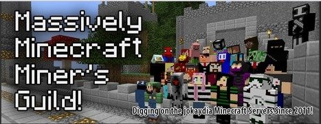 Games-Based Learning: Massively MineCraft Open Day (in which I ... | School Librarian As Building Leader | Scoop.it