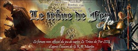 Le Trône de Fer JCE | Univers Ludique | Scoop.it
