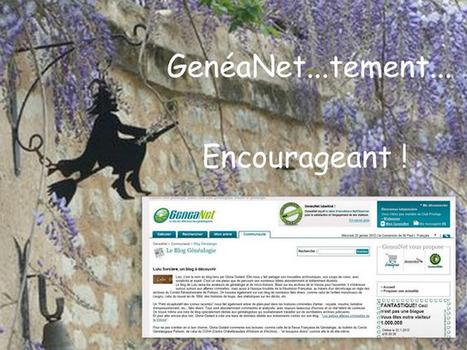 Lulu Sorcière Archive: GénéaNet.... | GenealoNet | Scoop.it