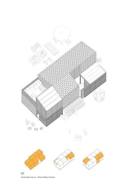 Propuesta de Tatiana Bilbao en la Bienal de Arquitectura de ... - Plataforma Arquitectura | retail and design | Scoop.it