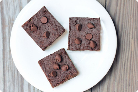 Kale in Your Brownies? 5 Sneaky Ways to Get Greens in Unsuspecting Desserts | Nutrition Know-Hows | Scoop.it