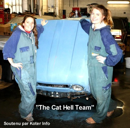 LLN - The Cat Hell Team | Koter Info - La Gazette de LLN-WSL-UCL | Scoop.it