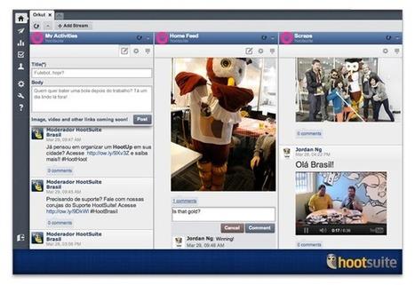Orkut ganha integração com o HootSuite | Cultura de massa no Século XXI (Mass Culture in the XXI Century) | Scoop.it