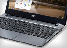 Google to release Chromebook with touch screen? | Education (Mainly Technology Related Stuff) | Scoop.it