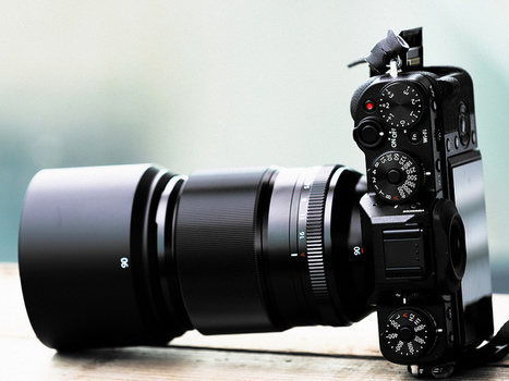 Fujifilm XF90mm F2 R LM WR | Preview | Leigh Miller | Photography | Scoop.it
