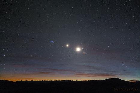 grosse étoile étrange dans le ciel le matin 2014 - Ciel des Hommes | La technologie, la météorologie et la climatologie | Scoop.it