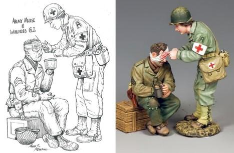 Shannon Reuss Tribute Set | Military Miniatures H.Q. | Scoop.it