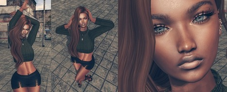Without beginning   Second life women   Scoop.it