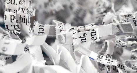 Consommation de papier: quelles sont les entreprises les plus vertueuses? | Pâtes - Fibres | Scoop.it
