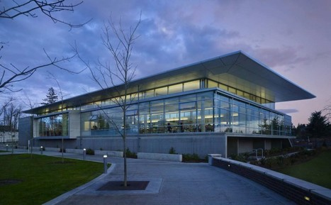 Sammamish Library by Perkins+Will | sustainable architecture | Scoop.it