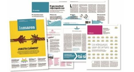 #DiseñoGráfico: La Marea se lleva tres medallas en los premios ÑH de España | Maquetación de libros y diseño personalizado de portada | Scoop.it
