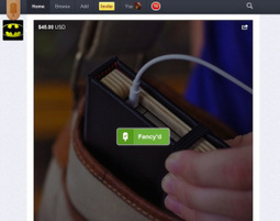 The Fancy gives you cash for sharing the stuff you love | M-commerce & Affiliation | Scoop.it