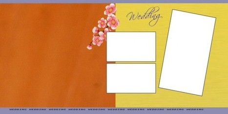 Indian Wedding Album PSD Background Free Download | cineumedia | Scoop.it