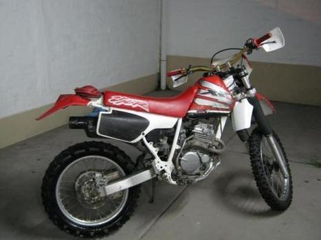 Foto de honda xr 250 r. Motofoto.es | Fotos de Motos, caracteristicas y fichas tecnicas | Scoop.it
