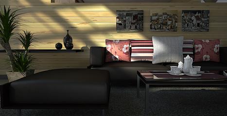 Nomeradona SketchUp VR: MTMSeries2012 #61_ Exterior by Joseph Dano   Tutoriales   Scoop.it