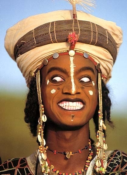 Africa: Wodaabe people, a sub group of the Fulani Ethnic group | Actions Panafricaines | Scoop.it