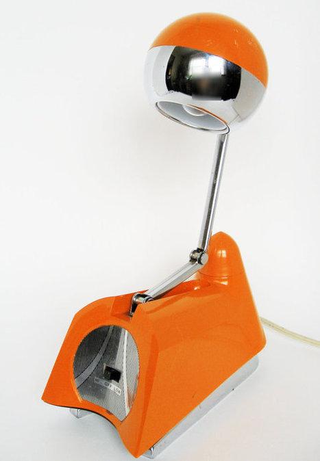 Mid Century Ball Desk Lamp | Chummaa...therinjuppome! | Scoop.it