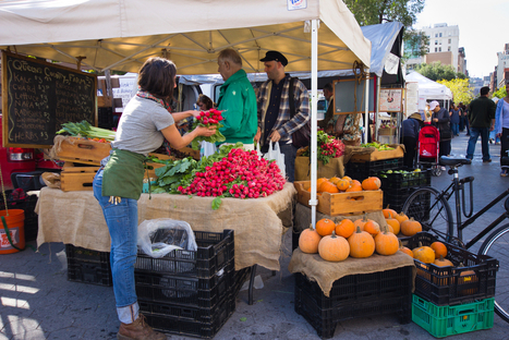 How Should Local Food Get From Farm to Plate? | Health on GOOD | Vertical Farm - Food Factory | Scoop.it