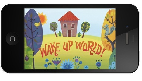 Wake up World: an Interactive Rosh Hashanah Story for the Jewish New Year | G-DCAST | Jewish Education Around the World | Scoop.it